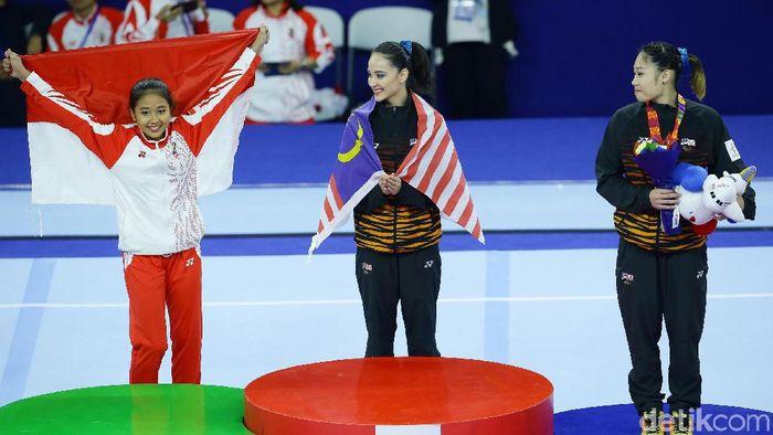 Paceklik Medali Emas Indonesia Masih Berlanjut